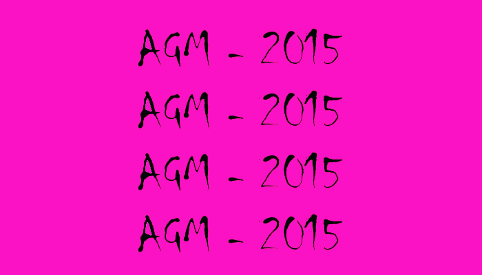 AGM 2015